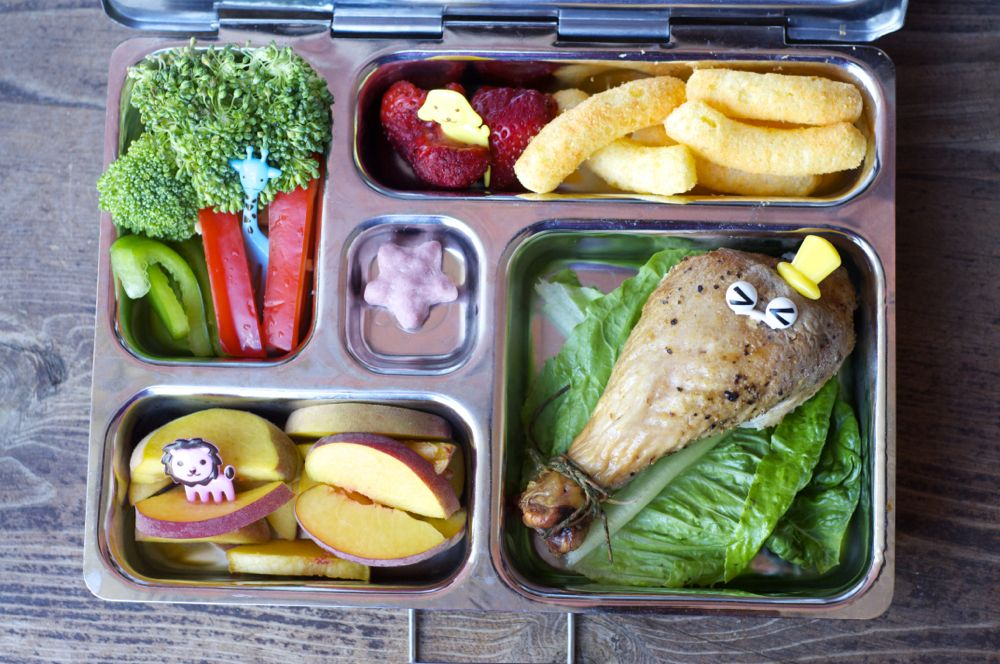 Top Hat Drumstick Bento Bunches O Lunches