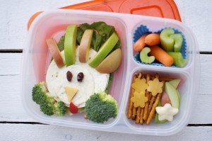 Shoestring Bento: Turkey from bunchesolunches.com