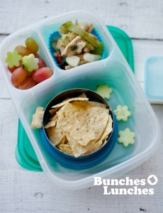 DIY Nachos from bunchesolunches.com