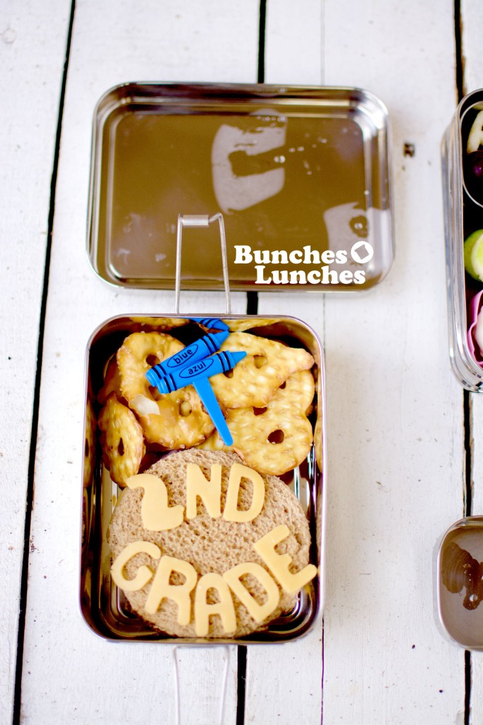 Back to School Lunch from bunchesolunches.com