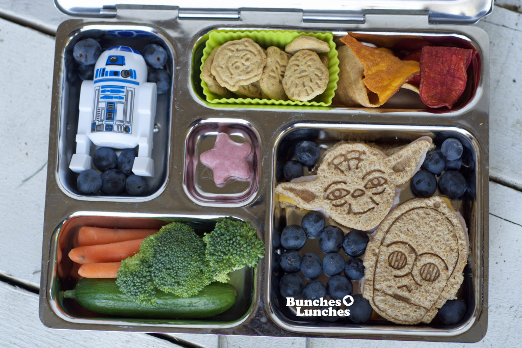 Star Wars Lunch from bunchesolunches.com