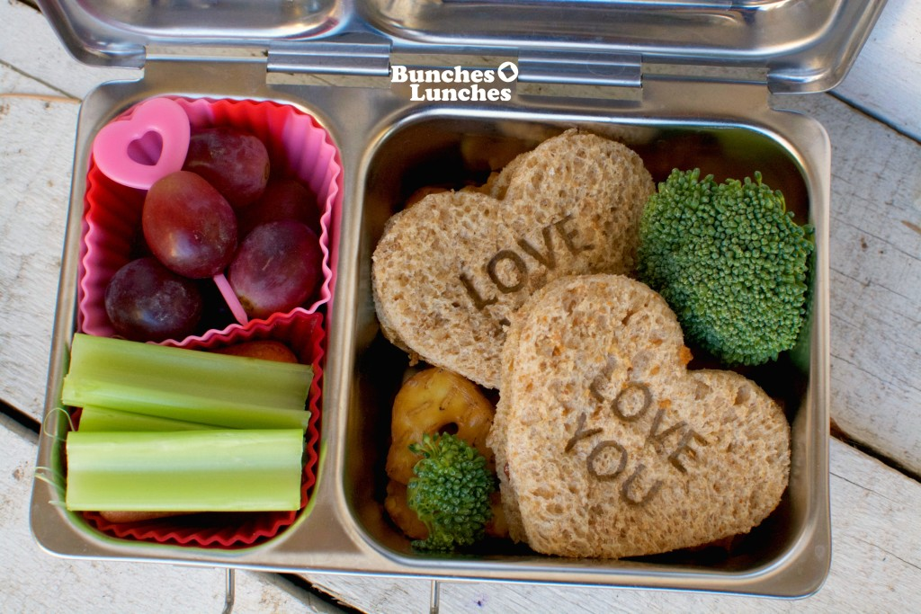 Love You Lunch from bunhesolunches.com