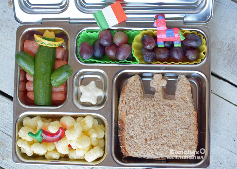 Cinco De May Lunch from bunchesolunches.com